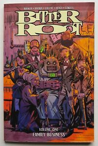 Bitter Root Vol. 1 Family Business Image Graphic Novel Comic Book