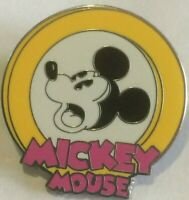 Oh Mickey Mouse  Mystery Pouch YELLOW Disney  pin V