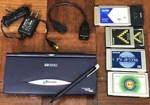 Jornada 680 HP Stylus AC LAN/Modem/Wireless/Flash Card Win CE Professional Edit