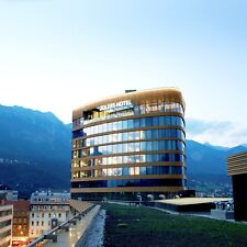 3T-2P Innsbruck LUXUS Kurzurlaub aDLERS Design Hotel + Wellness + Frühstück