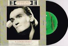 "FEARGAL SHARKEY - A GOOD HEART - 7"" 45 VINYL RECORD w PICT SLV - 1985"