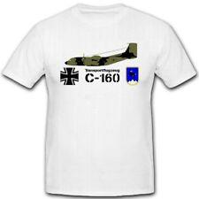 Transall C-160 Militär Flugzeug Frankreich Deutschland - T Shirt #3782