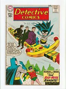 Detective Comics #289 Silver Age Batman DC Comics 1961 VG/FN
