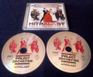 2CD Max Raabe Palast Orchester 24 Best Of Greatest Hits Größte ERFOLGE Hitpalast
