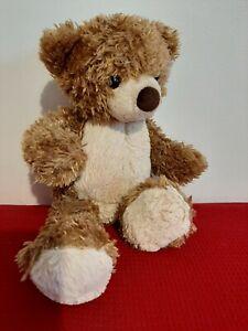 German Hermann Teddy. Brown / Beige. Hirschaid Germany. 96112.  Used. GC.