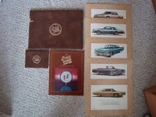 1985 BUICK LESABRE Limited Edition Collector's Edition PROSPEKT Packet  NEW