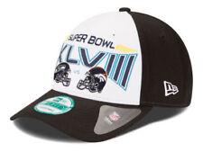 60c01a839 Seahawks vs. Broncos New Era 9Forty Super Bowl XLVIII Dueling Helmet Cap Hat