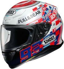 SHOEI Motorradhelm NXR Integralhelm Marquez Power Up Tc-1 Gr.l