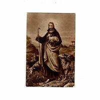 AK Ansichtskarte / Kunstkarte Ludwig / Der gute Hirte