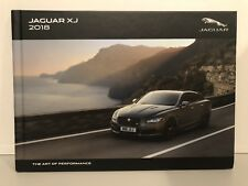 2018 Jaguar XJ Hardcover Car Sales Brochure Catalog Book JAGUAR BRAND NEW!