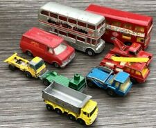 Dinky Vintage Manufacture Diecast Vans