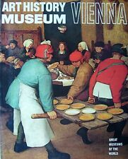 Picture Gallery of the Art History Museum, Vienna; (Great museums of the world)
