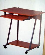 Tisch Schreibtisch Bürotisch Computertisch PC Computerwagen A Form ausziehbar