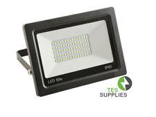 50W LED Floodlight, PRO ELEC, Stables, Car Park, Garage Light, 3500LM, IP65