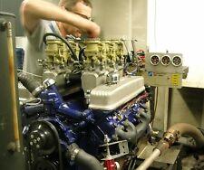 "Fits 264 322 Buick Nailhead Aluminum Custom Riser Intake Manifold Spacer 1"" Tall"