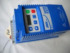 E64 E65 LENZE AC TECH ESV371N04TXB SMVECTOR 13345966 w/ memory onboard drive