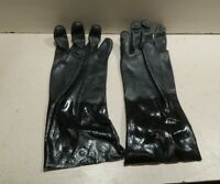 New Box of 12 Pairs Showa Best 3414 Chemical Resistant Gloves Size 10