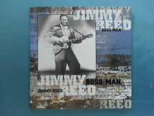 "JIMMY  REED             ""BOSS  MAN""       IMPORT  2  CD  SET  /  USED"