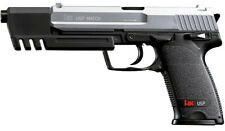 H&K USP Match Springer bicolor Federdruck Softair Pistole Airsoft