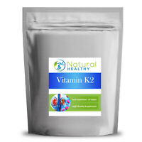 60 Vitamin K2 MK-7 100mcg - UK Made High Quality Sport Supplement