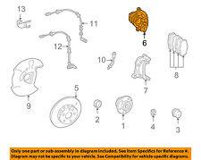 Mercedes MERCEDES-BENZ OEM 07-10 SLK55 AMG Front Brake-Disc Caliper 0024202083