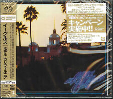 EAGLES-HOTEL CALIFORNIA-JAPAN SACD Hybrid H00