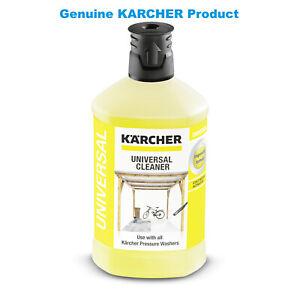 Karcher 1L Universal Cleaner Plug and Clean, Pressure Washer Detergent 62957530