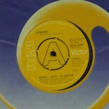 "SKYBAND 'BANG ! OOH ! YA GOT ME' UK 7"" SINGLE DEMONSTRATION COPY"