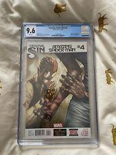 Amazing Spider-man #4 Original Sin, 1st Apperance Of Silk. CGC 9.6