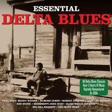 DELTA BLUES - ESSENTIAL 2CD