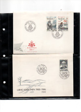 Finland (3) fdc's- 2 unaddressed