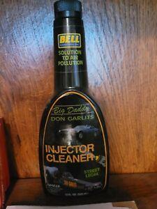 Big Daddy  Don Garlits Autographed Injector cleaner bottle