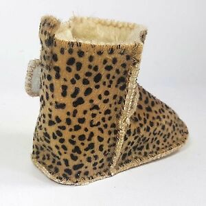 Toddler Infant Baby Boots Shoes Girl Boy Snow Winter Pre Walker Unisex