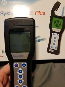SystemSURE Plus Hygiena Luminometer System Sure tester ATP Meter V.2