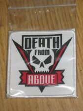 Nerd Block STARSHIP TROOPERS Patch Death From Above NEW