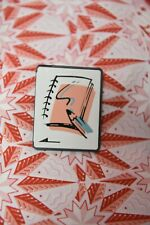 Bernina Bernette Deco Rewritable Embroidery Design Memory Card-Excellent!