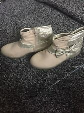 Girls Party Boots Size 12.5