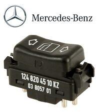 Mercedes W124 W126 190E 560SEL Window Switch Passenger Right Original Equipment