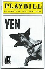 YEN Playbill LUCAS HEDGES (THREE BILLBOARDS; MANCHESTER BY THE SEA) Ari Graynor