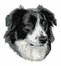 "Australian Shepherd, Aussie Dog, Embroidered Patch 3."" Tall"