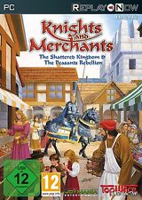 Knights and Merchants [PC | Mac Steam Key] - Multilingual [E/F/G/ES/PL/NL]