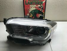 Headlamp Assembly Left Driver 2017-2018 Toyota Tacoma LED