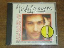 MICHEL BERGER Les plus belles chansons CD