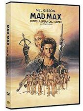 Dvd MAD MAX - Oltre la Sfera del Tuono (1985) ***Mel Gibson*** ......NUOVO