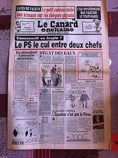 Le Canard Enchainé 1/2/1995; Dates de Valeur; Petit Cadeau caché une arnaque