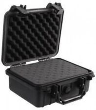 Waterproof Hard Case with Foam Insert Camera Protective Storage Travel Carry Bag