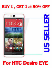 9H 0.3mm Real Premium Tempered Glass Screen Protector Film for HTC Desire EYE