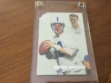 1998 Absolute #165 Peyton Manning RC Rookie MINT