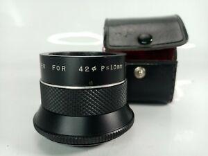 Vintage M42 Lens to SLR Camera Adapter ring