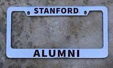 Stanford Alumni CA license plate frame chrome NEW